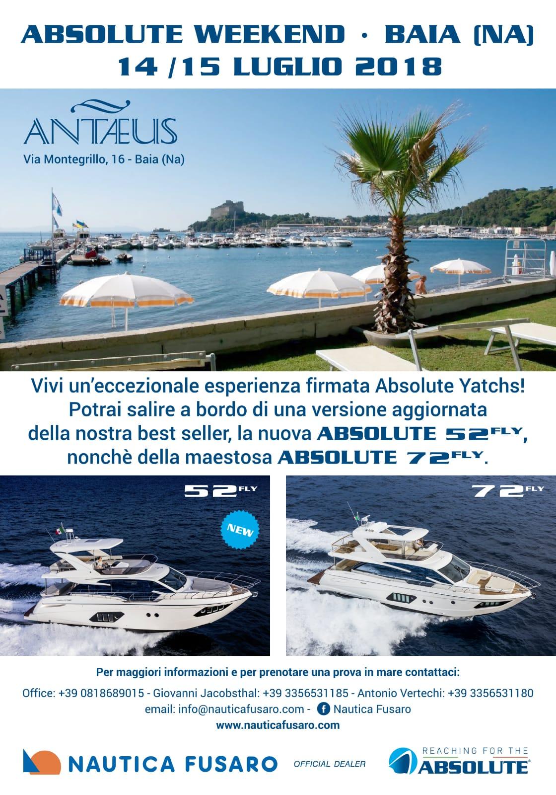 Absolute_Weekend_Baia_Nautica_Fusaro